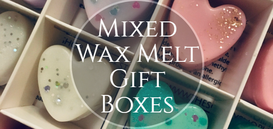 32 Wax Melts Mixed Gift Boxes - The Scenty Shop